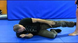 Low line karambit attacks with Kevin Secours