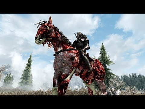 Mihail Monster - Zombie Horse – Part 221: Skyrim Xbox One