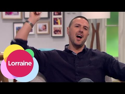 Paddy McGuinness On Being A Dad And Take Me Out | Lorraine