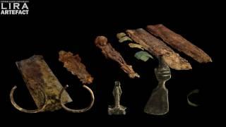 العلماء الروس يبنون نموذجا ثلاثي الأبعاد لمومياء صبي عاش في القرن الـ 13