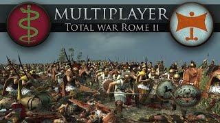 Pergamon vs Odrysian Kingdom (Online Battle #95)