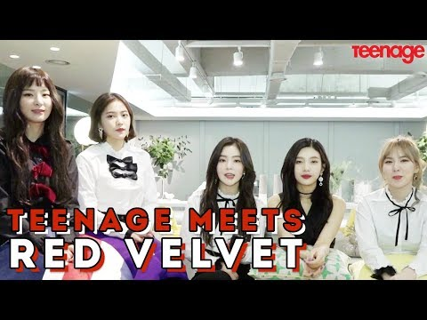 Who's the biggest makeup hoarder in Red Velvet? | TEENAGE Singapore