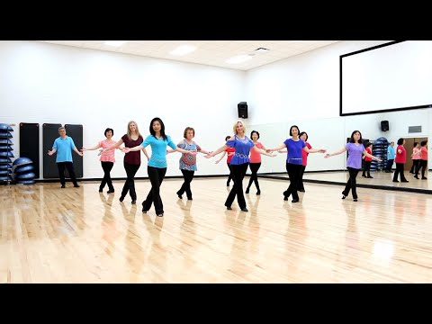 Love On The Rocks - Line Dance (Dance & Teach In English & 中文)