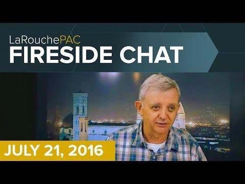 Fireside Chat — July 21, 2016