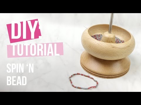 Schmuck machen: Junior Beadalon Spin-N-Bead Bead Loader ♡ DIY