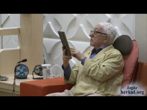 M. Fethullah Gülen Hocaefendi'den Yeni Münacaat ve Naat'lar...