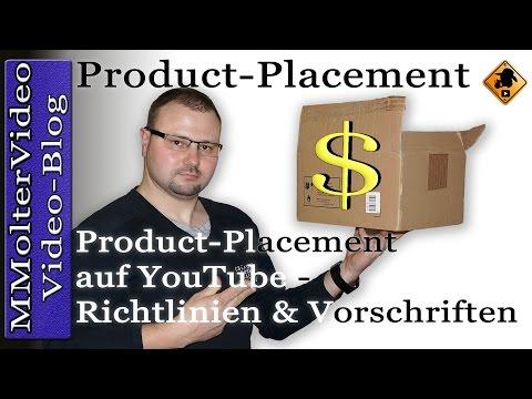 Product - Placement auf YouTube / Richtlinien und Vorschriften von MMolterVideo