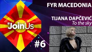 Eurovision 2014: My Top 13 (27 Feb 2014)