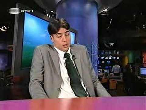 Gato Fedorento - Paulo Bento