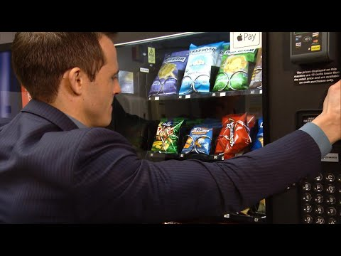Joe Daily - How to Get Your Stuck Snack Out of the Vending Machine