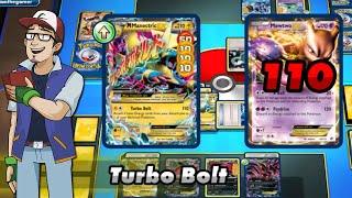 Pokémon TCG Online - Mega Manectric/ Yveltal EX!