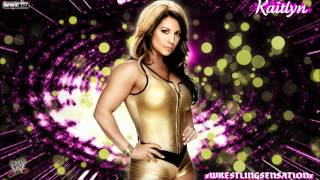 "Kaitlyn 4th WWE Theme Song - ""Spin The Bottle"" [High Quality+Download Link]"