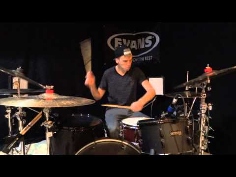 Kristian Stanfill - One Thing Remains - Drum Cover - Brooks