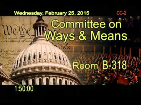 20150225 Hearing on Maintaining the Disability Insurance Trust Fund's Solvency