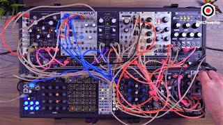 Modular Synthesizer Performance by Jesse Humes