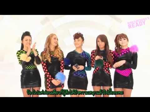 Maknae N Nunas Sub Wonder Girls Interview While Filming For Be My Baby Mv Wonder World