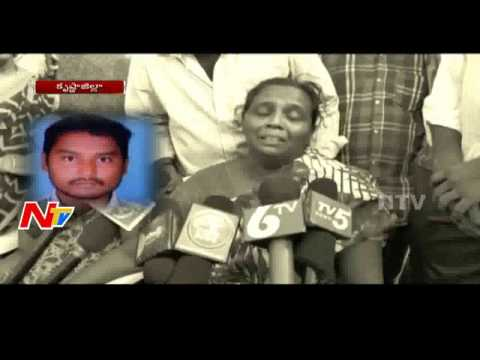Parents donate brain dead son's organs in Krishna District