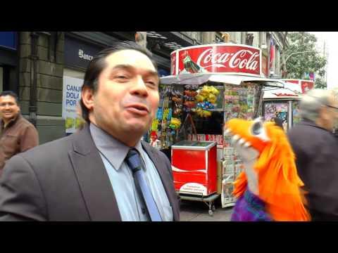 Lagarto Murdock   La Voz del Pueblo TELEVISION