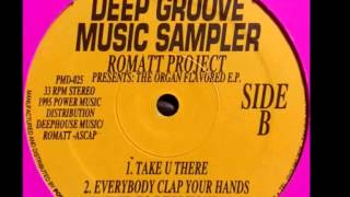 Romatt Project - Everybody Clap Your Hands