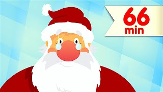 Kids love singing about SANTA with this super simple BINGO-style Ch...