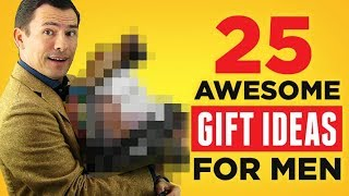 2018 Holiday Gift Guide - 25 Must Have Gift Ideas For Men