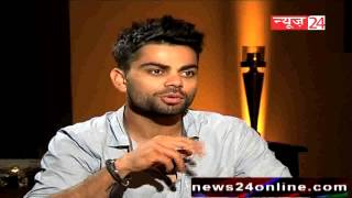 Thought of Sachin retiring scares me: Virat Kohli