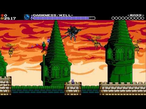 Shovel Knight: Specter of Torment new game plus (Pridemoor Keep)  speedrun