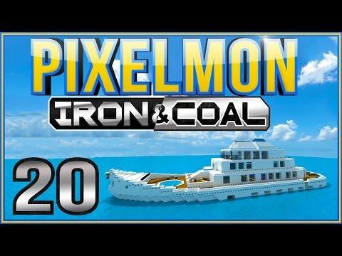 Minecraft Pixelmon Lyphil Region Adventures [Part 20] - The S.S Aph