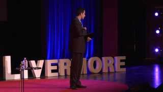 """Make Peace, Not War"" a performed narrative: Salim Razawi at TEDxLivermore"