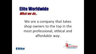 Training Webinar for Auto Repair Shop Owners - A Shop Owner