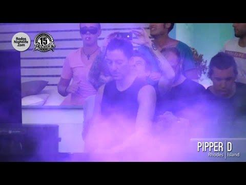 Carlo Lio, DUBFIRE, Nick Varon LIVE @ Paradiso Beach Club | Rhodes Island, Pодос, Greece