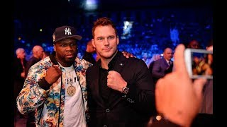 50 Cent Takes Over Bellator /DAZN Fight Night!