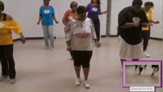 Gangsta Slide line dance  - INSTRUCTIONS