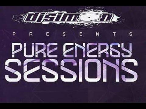 DJ SIMON PRESENTS - PURE ENERGY SESSIONS