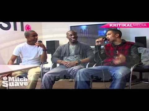Talay Riley Interview With Mitch And Suave