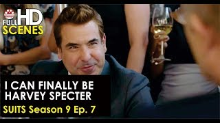 Suits Season 9 Ep. 7: I can finally be Harvey Specter Full HD