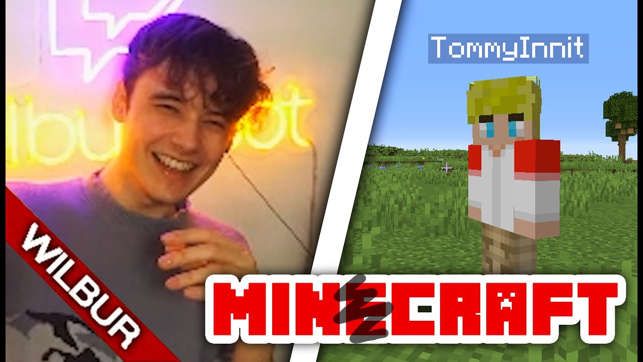 """Minecraft but we can't say the Letter """"E"""""""