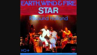 Earth, Wind & Fire - Star (12inch version) HQ+Sound