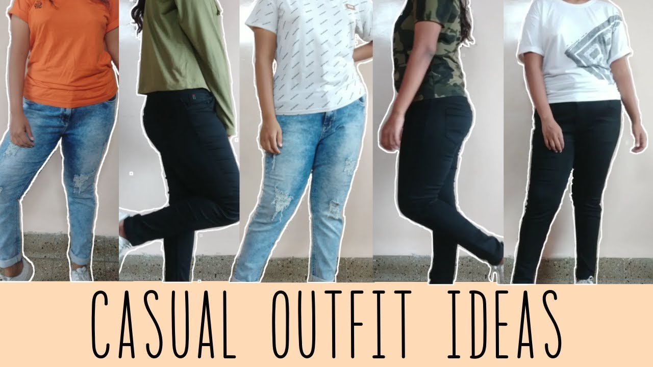 [VIDEO] - Casual Outfit Ideas | Casual Lookbook 7