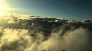 Landung in Quito