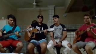 A Mala é Falsa- Felipe Araújo ft. Henrique e Juliano -Cover- Caio & João Victor