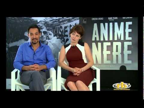 Barbora Bobulova e Peppino Mazzotta, intervista per Anime Nere, Venezia 71, RB Casting