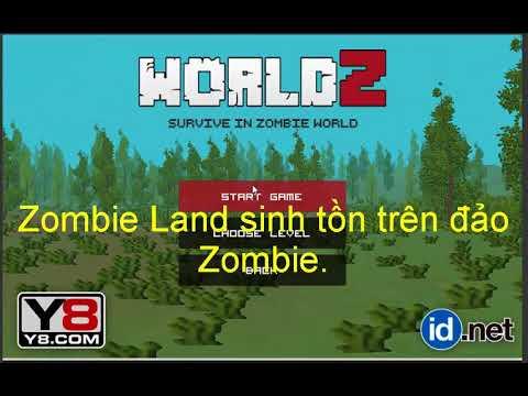 Chơi game trên Y8 trò chơi WorldZ