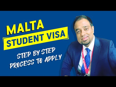 Study in Malta | Admission & Visa Process | For Bangladesh , Nepal, India & Sri Lanka Students