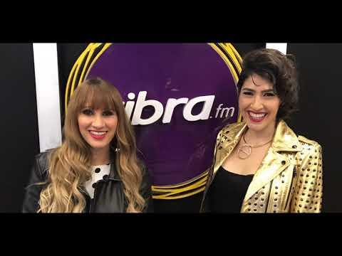 Entrevista A Ha*Ash En 'Vibra FM' (Bogotá)