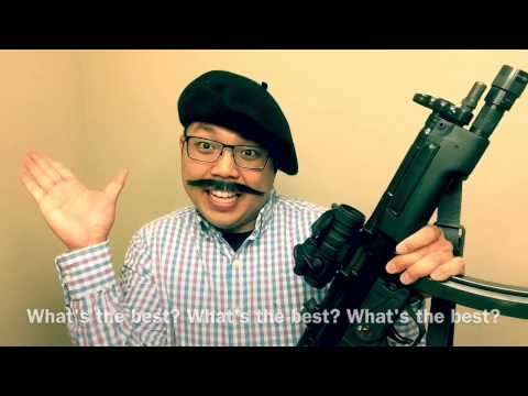 This Beauty and the Beast Parody Tries to Guess What AR-15