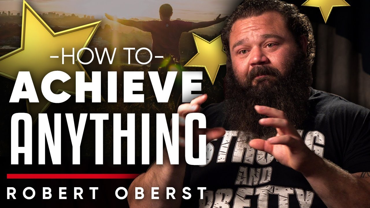 ROBERT OBERST - HOW TO ACHIEVE ANYTHING? | London Real