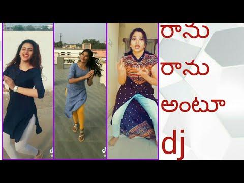 Ranu Ranu Antune Chinnadho Dj Remix Song  Dance