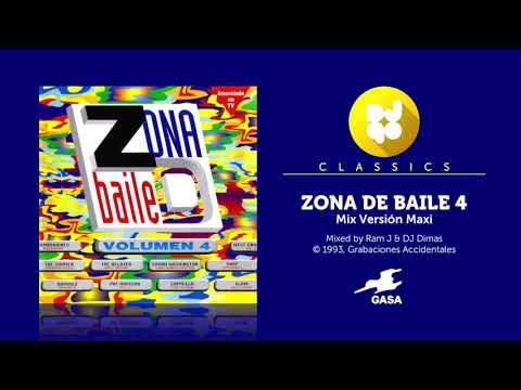 Zona De Baile 4 Mix Version Maxi