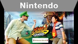 Nintendo Minute -- Mario Strikers Charged